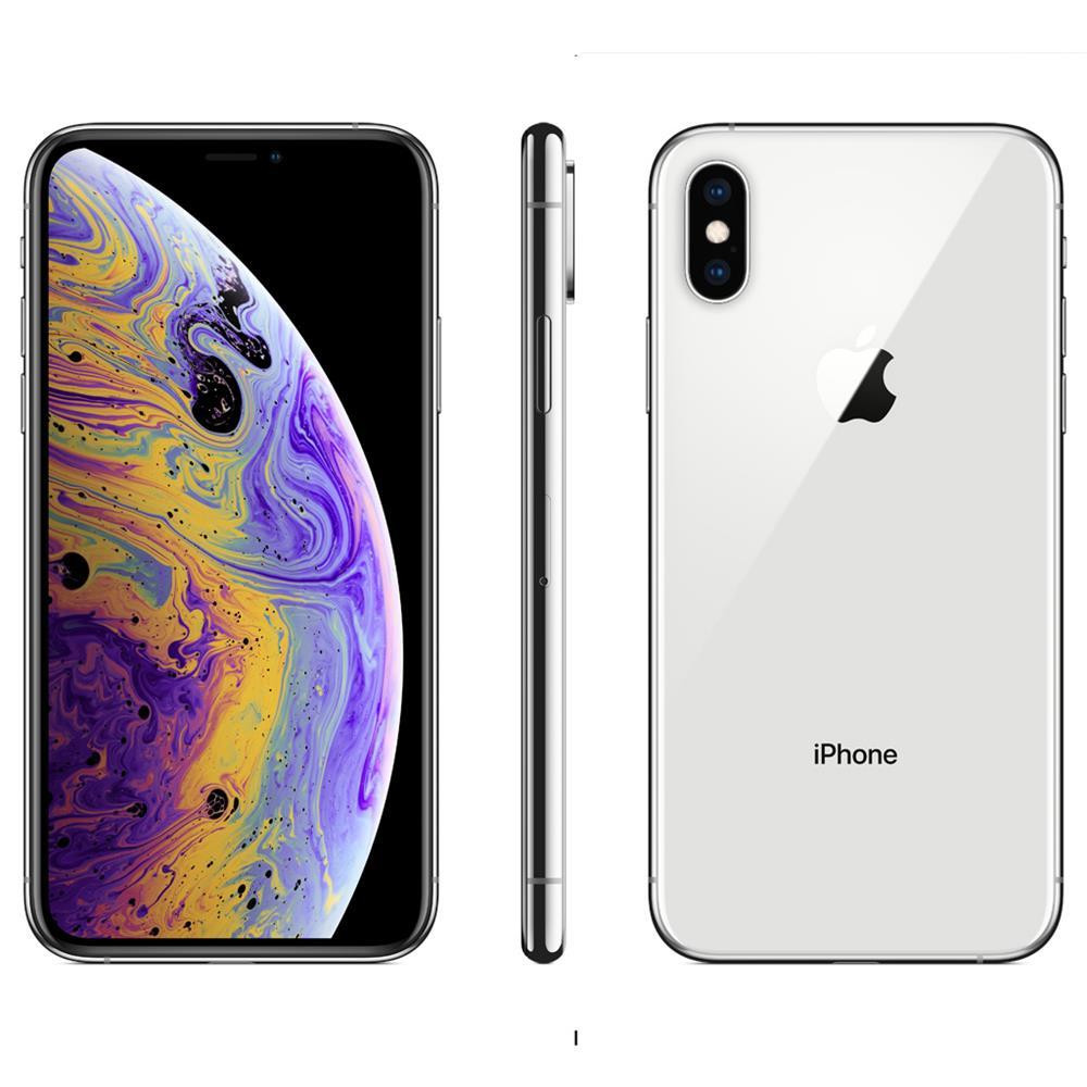 Celular Smartphone Apple iPhone Xs 512gb Prata - 1 Chip